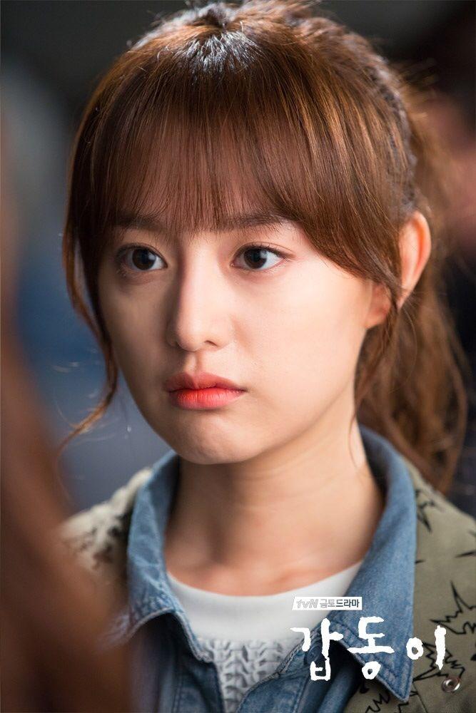 김지원 / Kim Ji Won - Gap Dong on tvN in Friday and Saturday at 20:40