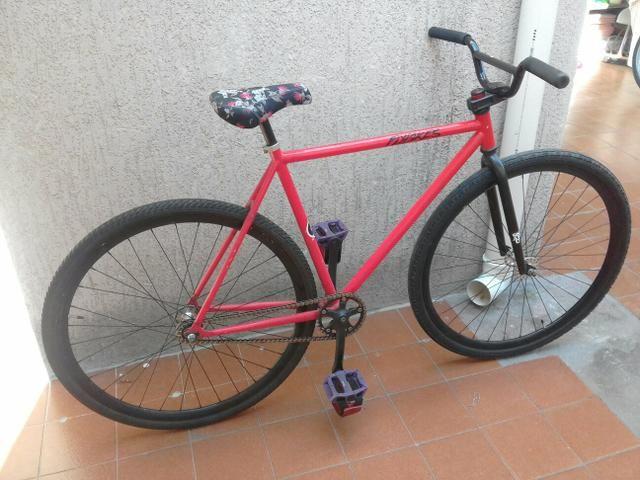 Bicicleta Fixa Freestyle