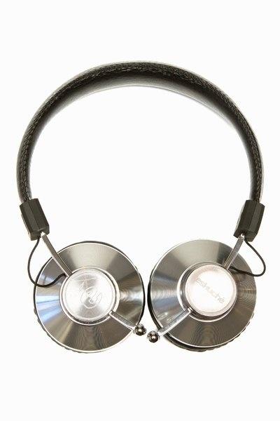 ESKUCHE THE 45 HEADPHONES - SILVER - 2151145 - MEN - MUSIC - OPENING CEREMONY - StyleSays: 45 Headphones, Headphones Open, Headphones Men, Silver Headphones