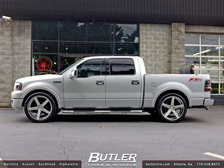 Ford F150 with 24in Dub1One 5 Wheels | Flickr - Photo Sharing!