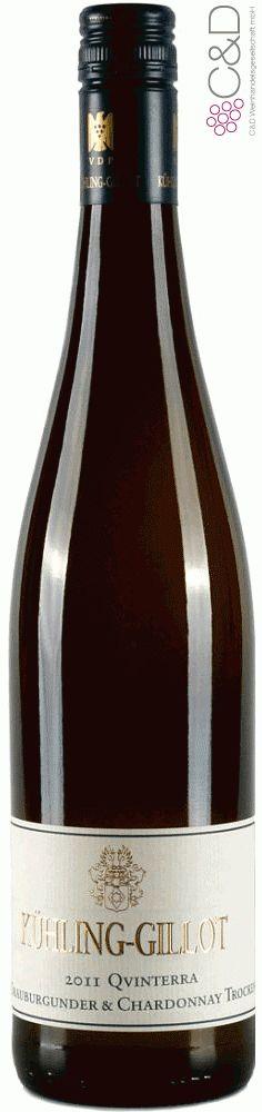 Folgen Sie diesem Link für mehr Details über den Wein: http://www.c-und-d.de/Rheinhessen/Qvinterra-Grauburgunder-Chardonnay-trocken-2015-Weingut-Kuehling-Gillot_72428.html?utm_source=72428&utm_medium=Link&utm_campaign=Pinterest&actid=453&refid=43 | #wine #whitewine #wein #weisswein #rheinhessen #deutschland #72428