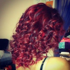 16 best red velvet hair images on pinterest red velvet velvet super cute red velvet curls velvet hairred velvetcurlshair weaves pmusecretfo Images