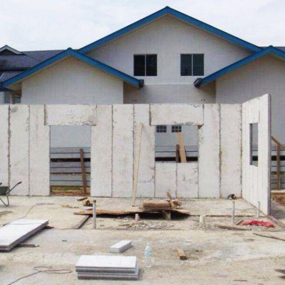 Eps Foam Precast Concrete Villa Insulation Panel Concrete Paneling Precast Concrete