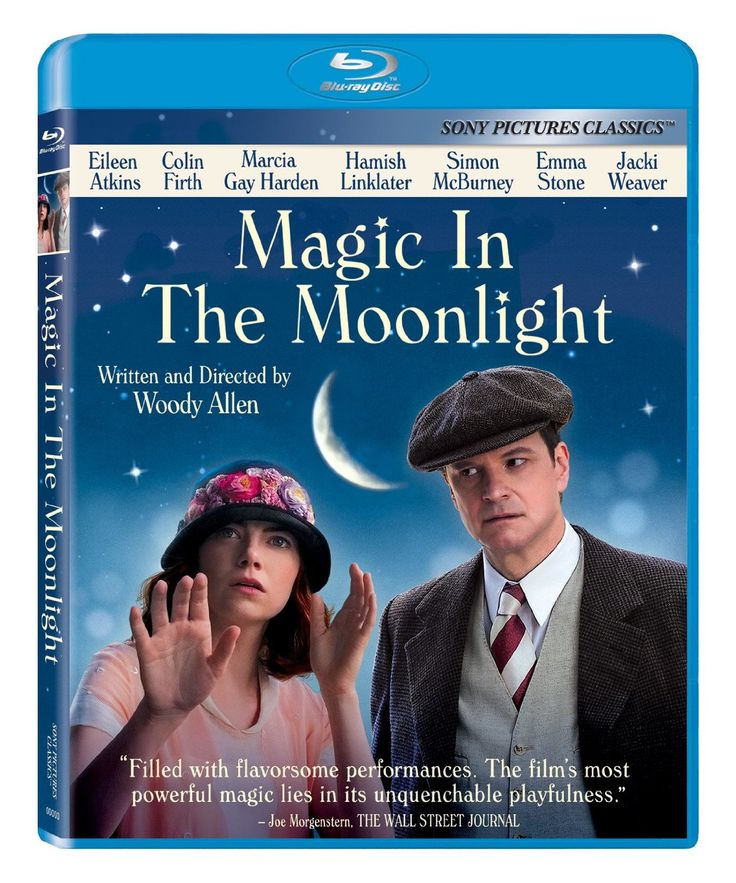 With an award winning cast including Colin Firth, Emma Stone, Marcia Gay Harden and Jacki Weaver, Magic in the Moonlight arrives on Digital HD December 2nd and Blu-ray December 16th.