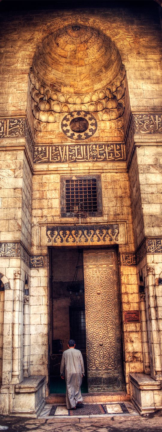 There is a multitude of Mosques and old buildings in Islamic Cairo and it is a great place to explore.