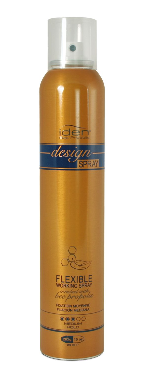 Design Spray- Medium Hold Aerosol Spray *flexible and workable hold *Provides Natural antioxidants, UV and thermal protection to prolong hair color and guard against environmental stresses. *Flake free movement *Healthy and Natural Shine #uvprotection #cutsdryingtime #weightless #mediumhold #naturalshine #styling #moisturizehair #propolis