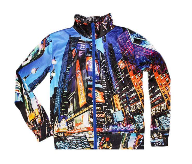 'NYC' women's printed sweatshirt by GAGABOO streetwear