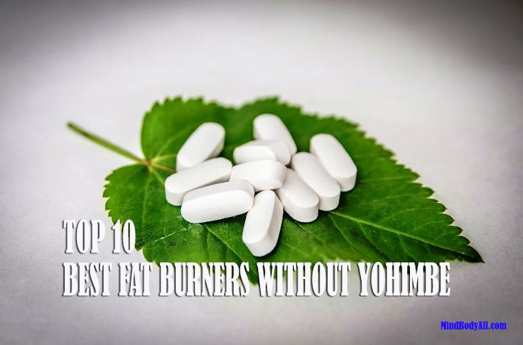 best fat burner without yohimbe