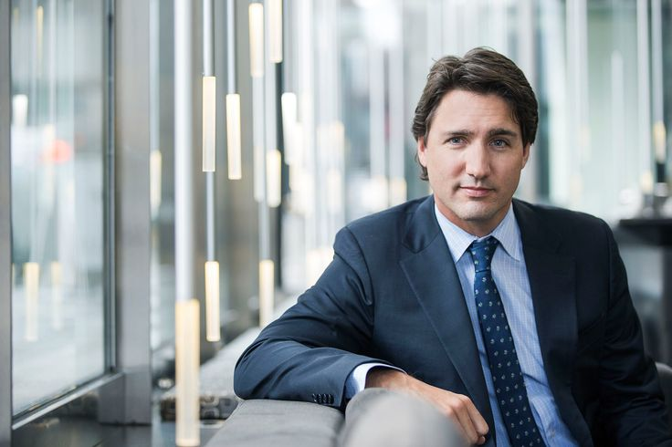 Canada joins the ranks of the world's sexiest leaders
