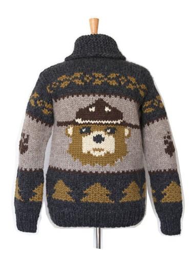 Campfire Bear
