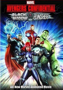 Avengers Los archivos secretos Black Widow y Punisher online latino 2014 - Acción, Ciencia ficción, Animación para adultos