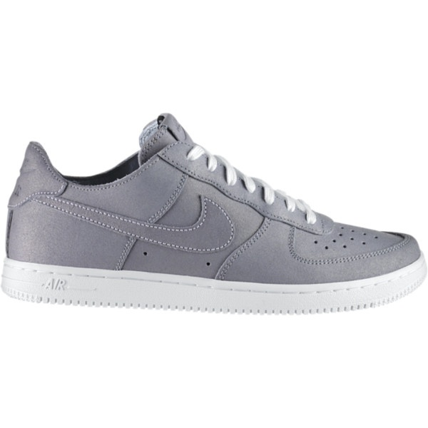 Nike Air Force 1 Low Lightweight Women's Shoes - Metallic Platinum, 5 found  on Polyvore