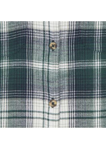 Chemise à carreaux Cassidy Vert by REIKO