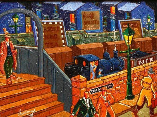 Image result for joe scarborough artist