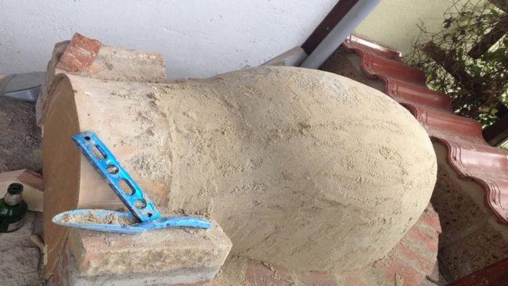 Steinbackofen selber bauen - Holzbackofen, Pizzaofen, Brotbackofen