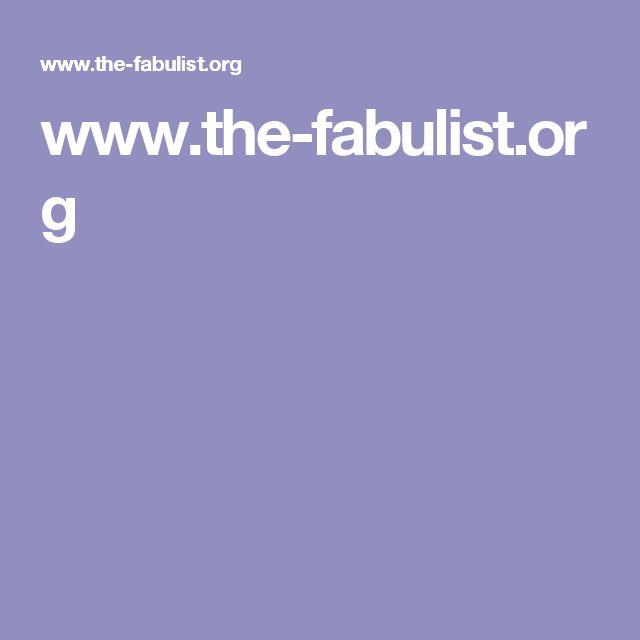 www.the-fabulist.org