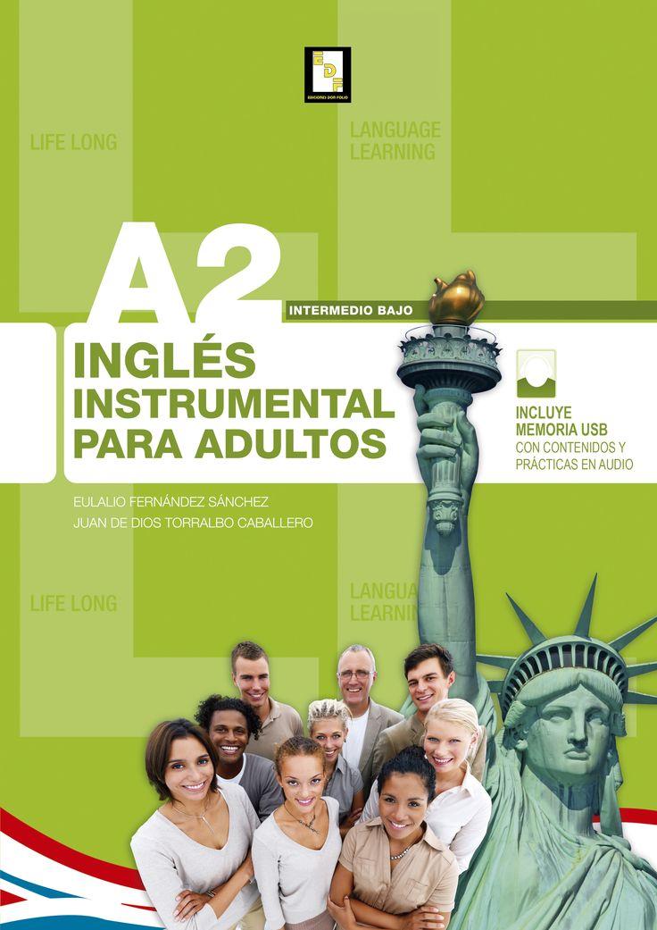 #Editorial. A2. Inglés Instrumental para adultos. Eulalio Fernández y Juan de DIos Torralbo.