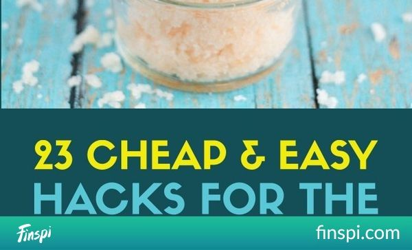 23 Cheap and Easy Hacks For the Best Bath Ever #zdrowie #łazienka #detox #ciężary #stres #odchudza #scrubs #zdubbingować #fast weight loss