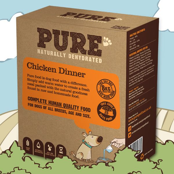 Pure Pet Food Giveaway – £2.5k dog prizes giveaway