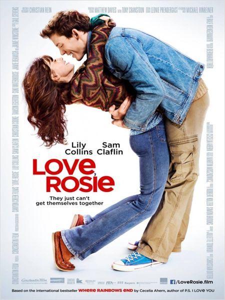 """♥♥♥♥ """"Love, Rosie"""", une comédie romantique de Christian Ditter avec Lily Collins, Sam Claflin, Christian Cooke, Suki Waterhouse... (Prochainement)"""