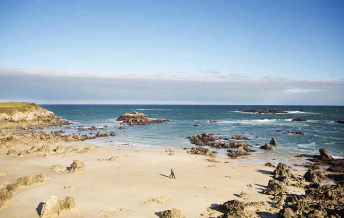 Playa de Valle y Sevalle #Llanes #playa #beach #Asturias #ParaísoNatural #NaturalParadise #Spain