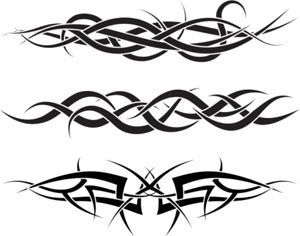 tribal arm tattoos | for getting a tattoo is different for each person some get a tattoo ...