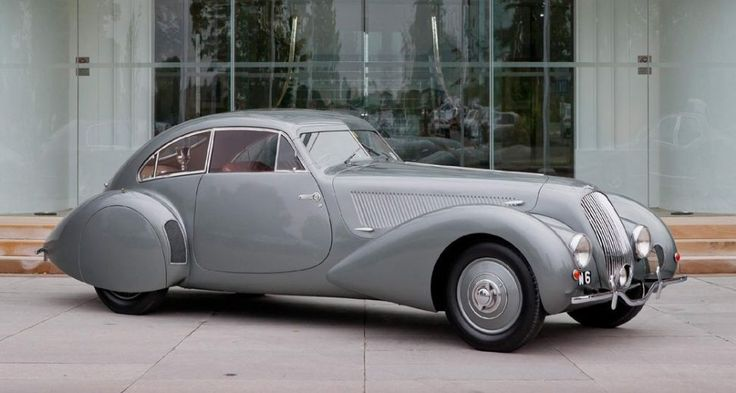 Rare coachbuilt aerodynamic coupes to appear together at C | Hemmings Daily
