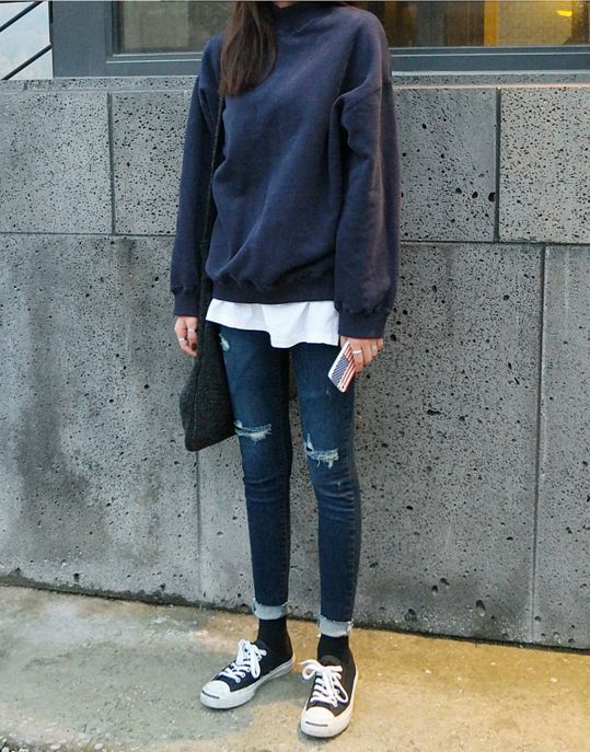 Casual Korean Style