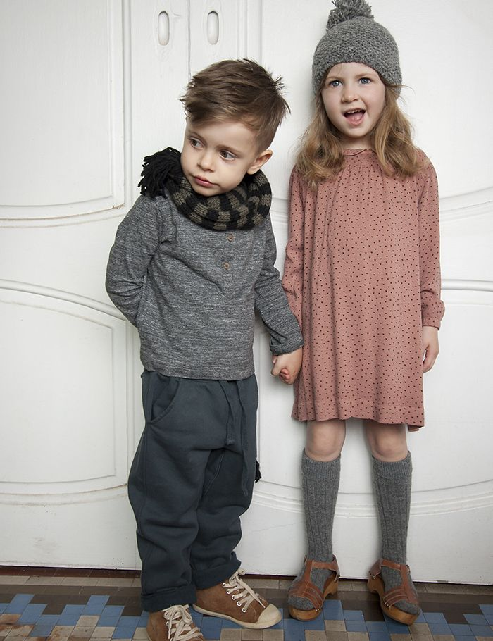 Búho Barcelona: Bohemian Kids' Clothes - Petit & Small