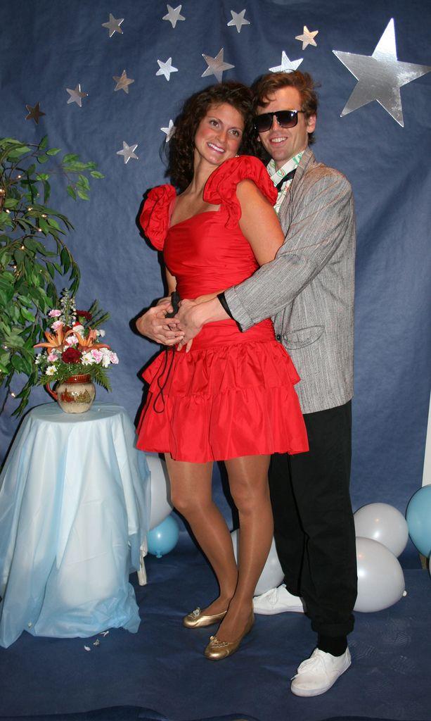Prom dresses 80s costume men