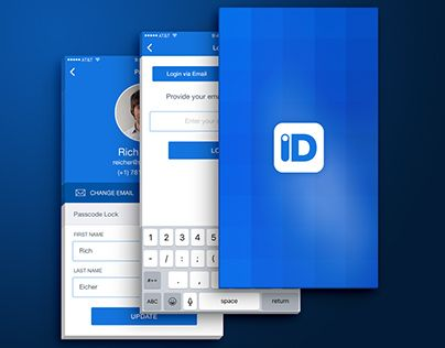 "Check out new work on my @Behance portfolio: ""Mobile UI - iDee App (Digital Identity App)"" http://be.net/gallery/43932641/Mobile-UI-iDee-App-(Digital-Identity-App)"