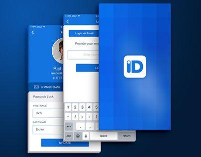 "Check out new work on my @Behance portfolio: ""Mobile UI - iDee App (Digital Identity App)"" http://be.net/gallery/43932641/Mobile-UI-iDee-App-(Digital-Identity-App)"