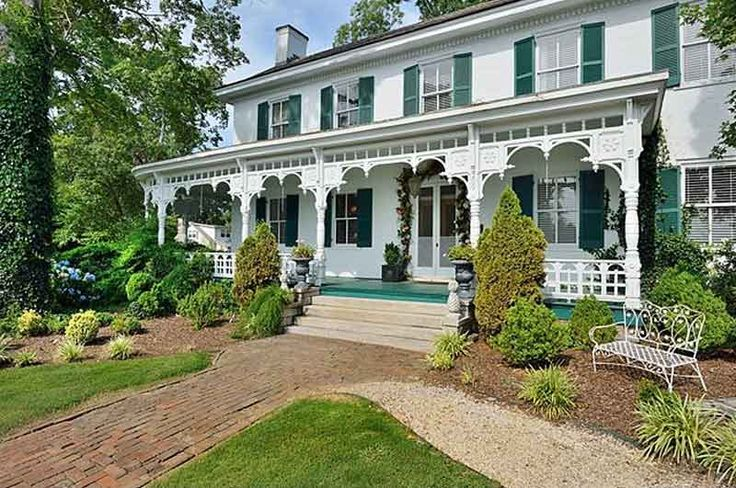 140 best house inspiration images on pinterest dream for Historic homes for sale in alabama