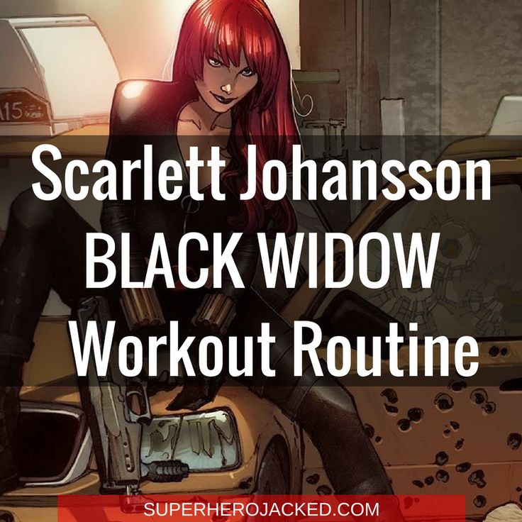 Scarlett Johansson Workout and Diet Plan