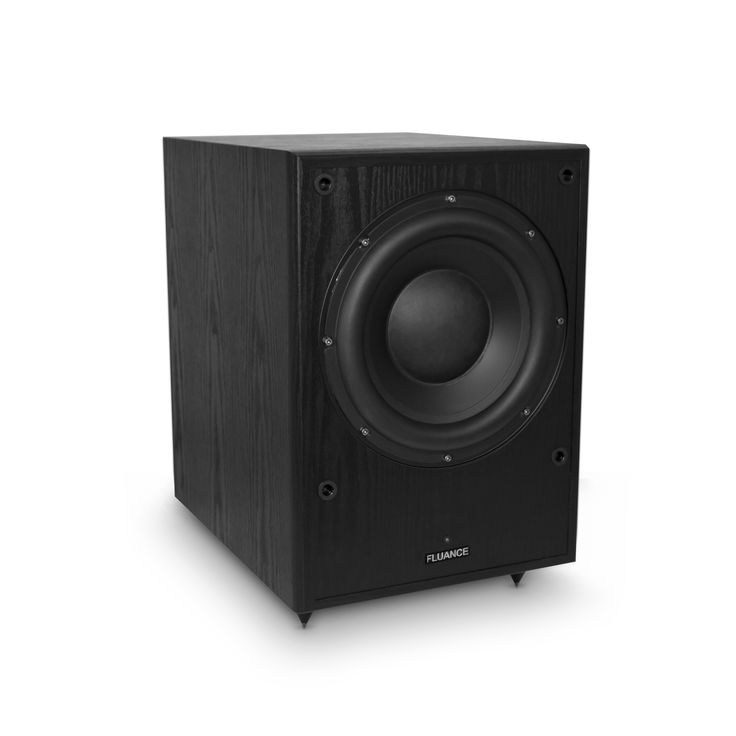 Image of Fluance DB150 10 Inch 150 Watt Low Frequency Powered Subwoofer