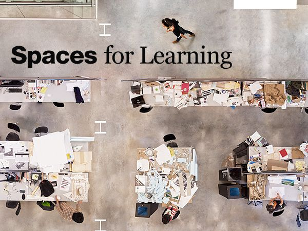 Spaces for Learning