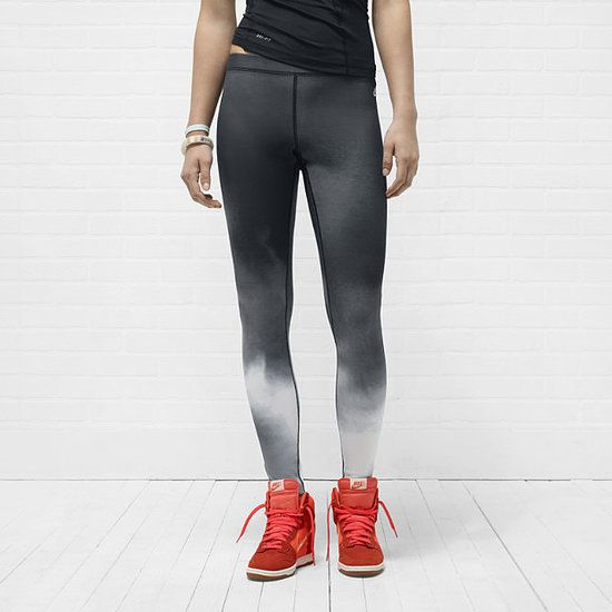 It's all about the shades of grey in these Nike Sunset Leggings ($60) — perfect for a run on a cloudy autumn day.