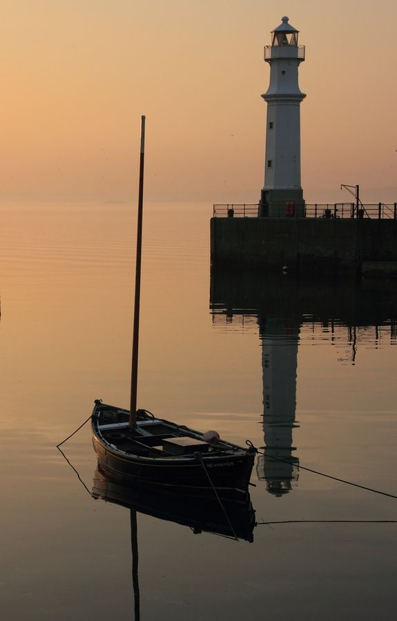 "*Newhaven Harbour"" by Carol Gentle"