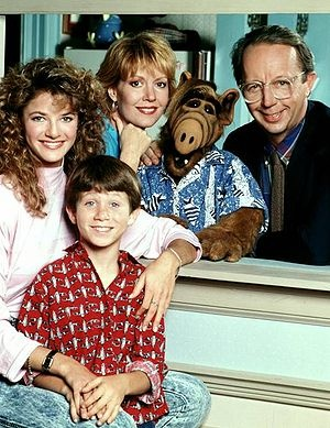 Thanks to Alf, I am now afraid of elevators! (Christmas special...he gets trapped in one with a woman who is trying to get up to the maternity ward to give birth.)
