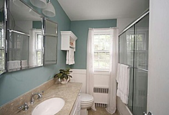 28 best images about narrow bathroom on pinterest brand for Small and long bathroom designs