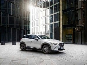 The New Mazda CX-3 Picture