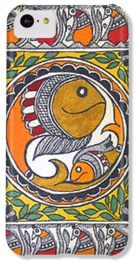 fish madhubani paintings - Google Search