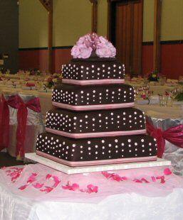 The 85 best chocolate wedding cake images on Pinterest | Chocolate ...