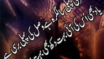 Beautiful Cute Birthday Urdu Poetry Happy Birthday Pinterest