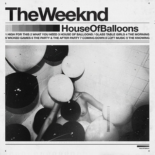The Weeknd's Triology of albums in 2011 was about as ambitious an undertaking as I've heard musically in a long time.