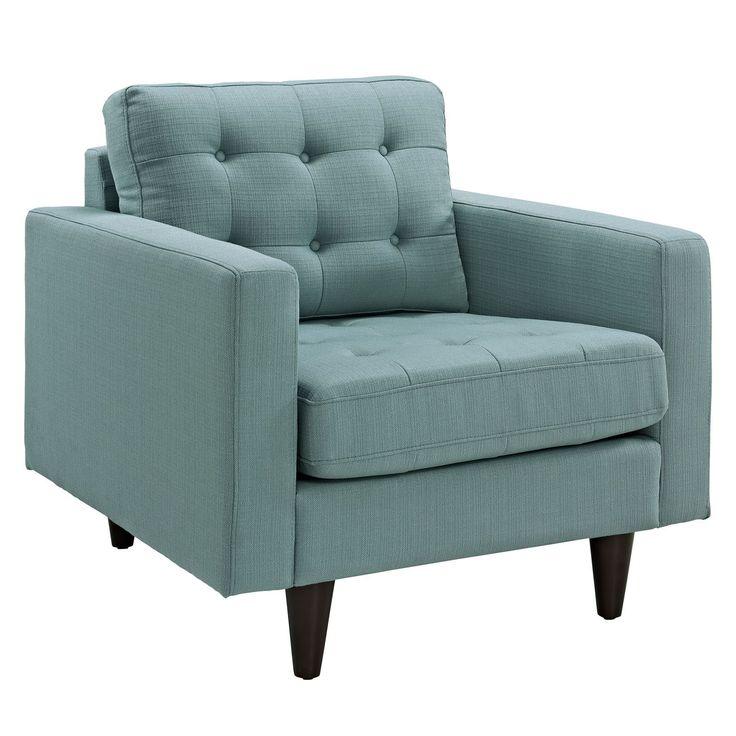 Modway Furniture Empress Upholstered Armchair