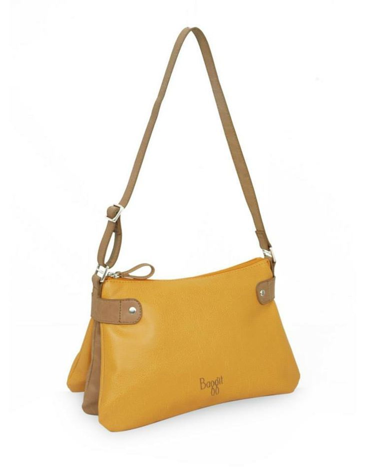 Baggit: L Dandy Ricky Yellow- Rs. 1,800  Buy now at: http://tiny.cc/owyifx