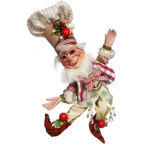 Mark Roberts Kitchen Elf 12 51 71816 Mark Roberts Elf Christmas Ornaments