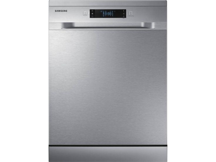Compre a Máquina de Lavar Loiça SAMSUNG DW60M6040FS em Inox, classe energética A++ e com capacidade para 13 Conjuntos e 3 cestos em Worten.pt