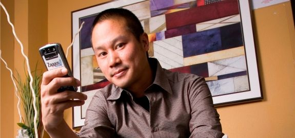 Zappos's Tony Hsieh's Rule for Success: Maximize Serendipity | Inc.com